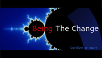 Blue Butterfly Media Logos - Being The Change